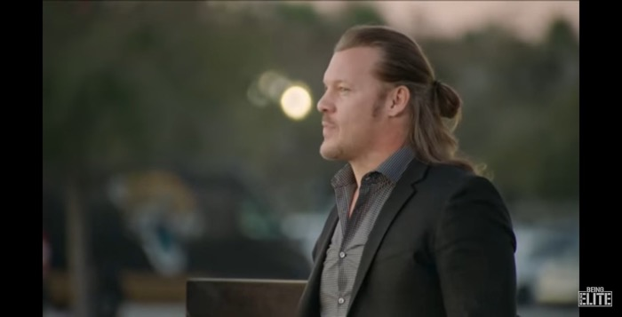 Details On Chris Jericho's AEW Contract