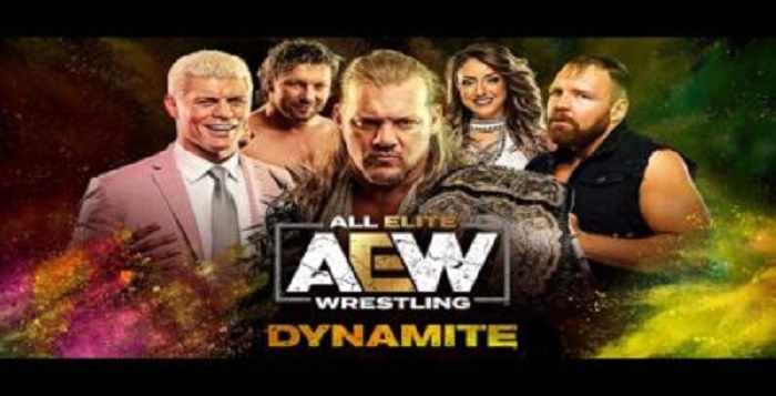 BOOM! AEW Dynamite Audience And Ratings Explode