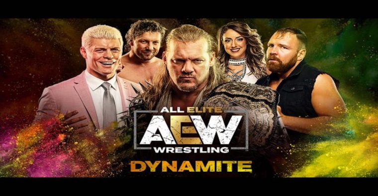 AEW Dynamite Switching Networks in 2022; Adding New Show