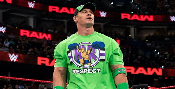 RUMOR: WWE Unhappy With John Cena Over Recent Comments