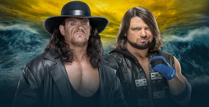 AJ Styles Had A Really Cool Exchange With Undertaker