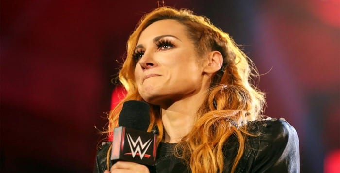 """Becky Lynch's WWE Return """"In The Not Too Distant Future"""""""