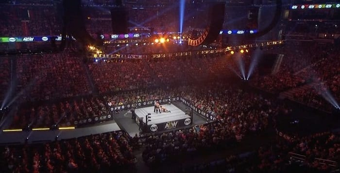Important Details On AEW Returning To Live Events Soon