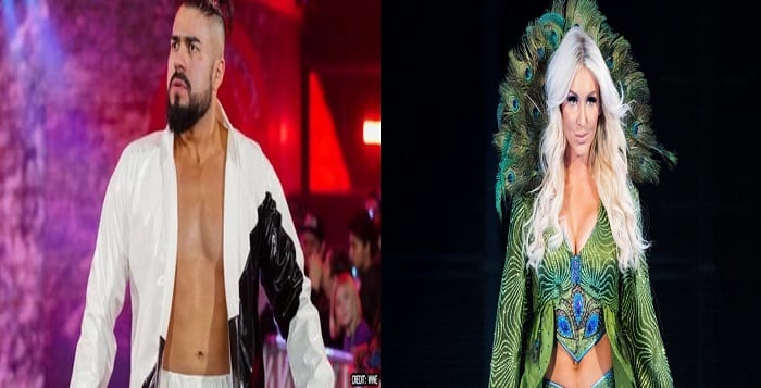 RUMOR: Charlotte Missed WrestleMania Due To Andrade