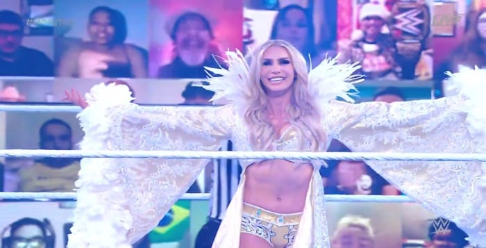 See You Soon: Charlotte Suspended By WWE