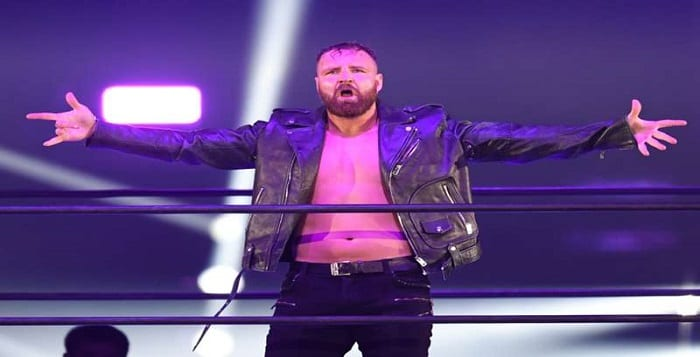 Surprise Title Change Takes Place On AEW Dynamite