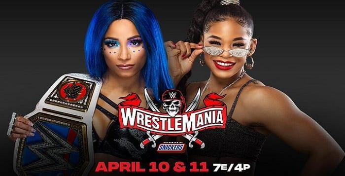 Backstage News On Bianca Belair vs. Sasha Banks At WrestleMania