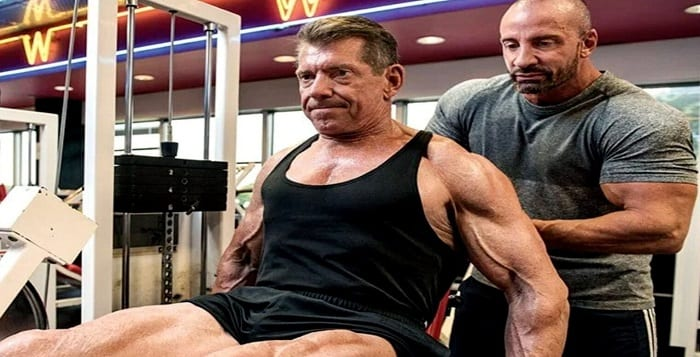 VIDEO: Vince McMahon CRUSHES His Workout At 75 Years Old