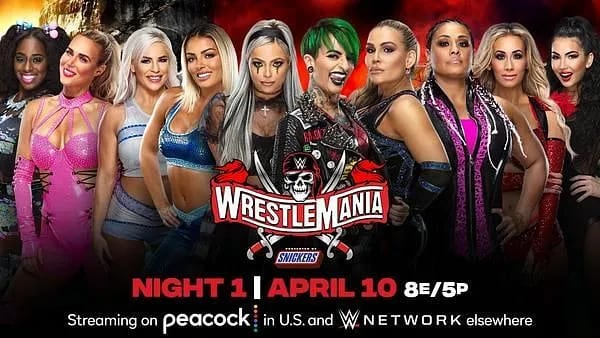 WWE RUMOR: Different Original Plans For WrestleMania Match