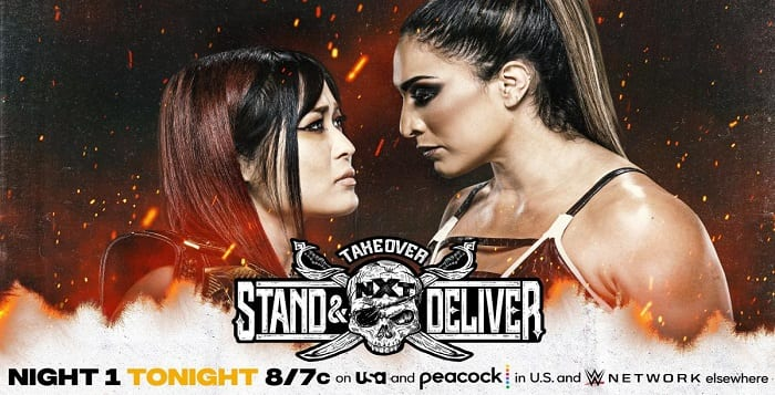 NXT Takeover Stand & Deliver Night One Live Coverage And Results