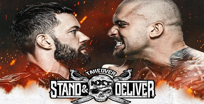 NXT Takeover Stand & Deliver Night Two Live Coverage And Results