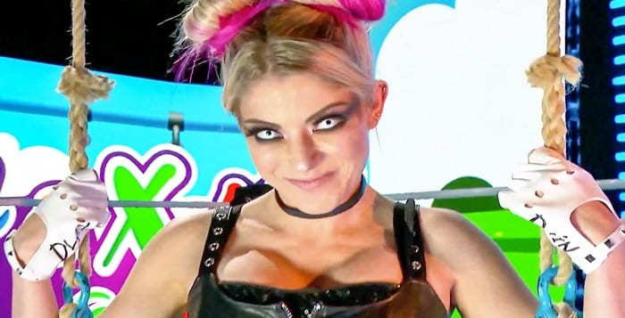 WWE Has Some Worries About Alexa Bliss