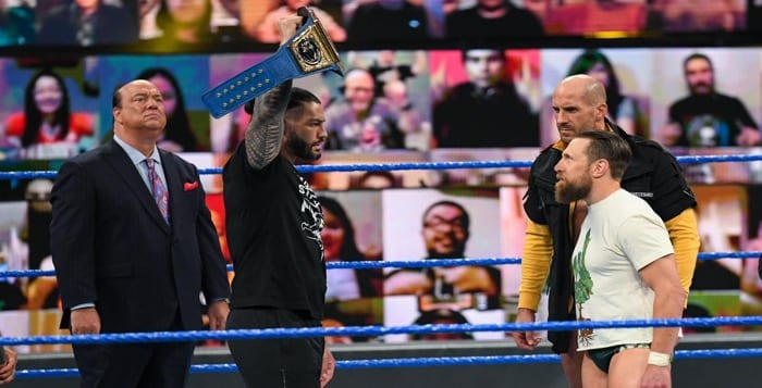Stipulation Set For Smackdown Universal Championship Match