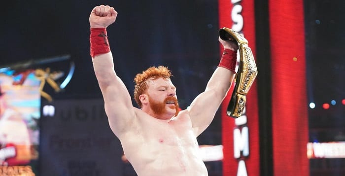 Update On Plans For Sheamus' US Open Challenge