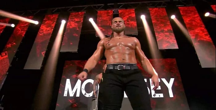 More On W. Morrissey's (Big Cass) Future In Impact Wrestling