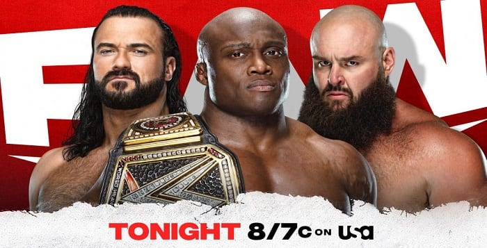 Monday Night Raw Live Coverage And Results – May 3, 2021