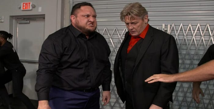 Samoa Joe Opens Up On Return To NXT, New Responsibilities