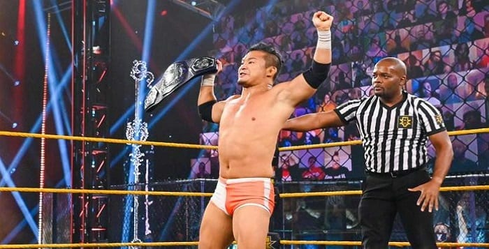 VIDEO: Two Surprise Returns Take Place On NXT