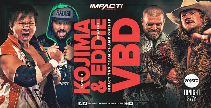 Impact Wrestling Results – June 24, 2021
