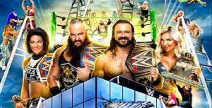 REVIEW: Money In The Bank 2020: Your Briefcase Is In Another Tower