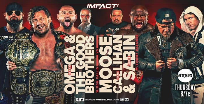 Impact Wrestling Results – July 1, 2021