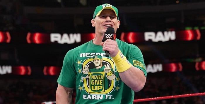 WATCH: John Cena Has Future Plans For Roman Reigns