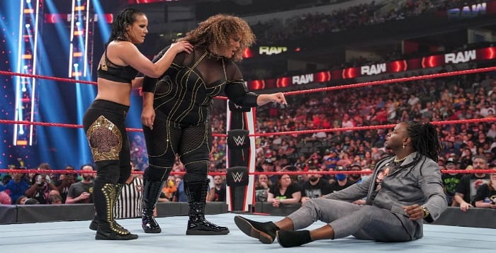WATCH: Team Split Leads To Surprise Title Change On Monday Night Raw