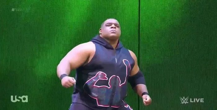 More On Keith Lee's Return To WWE Television