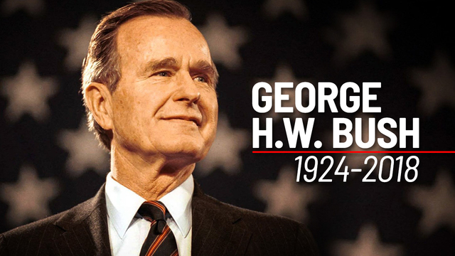 Image result for george h. w. bush was a patriot