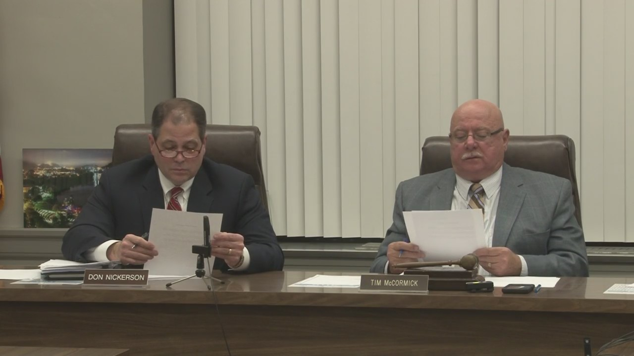 Don Nickerson Attends First Meeting As Ohio County