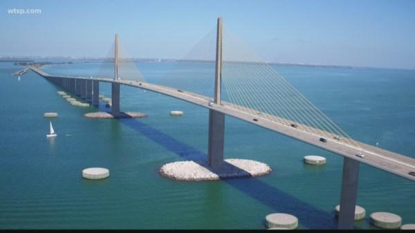 Sunshine Skyway Bridge to add suicide prevention barrier ...