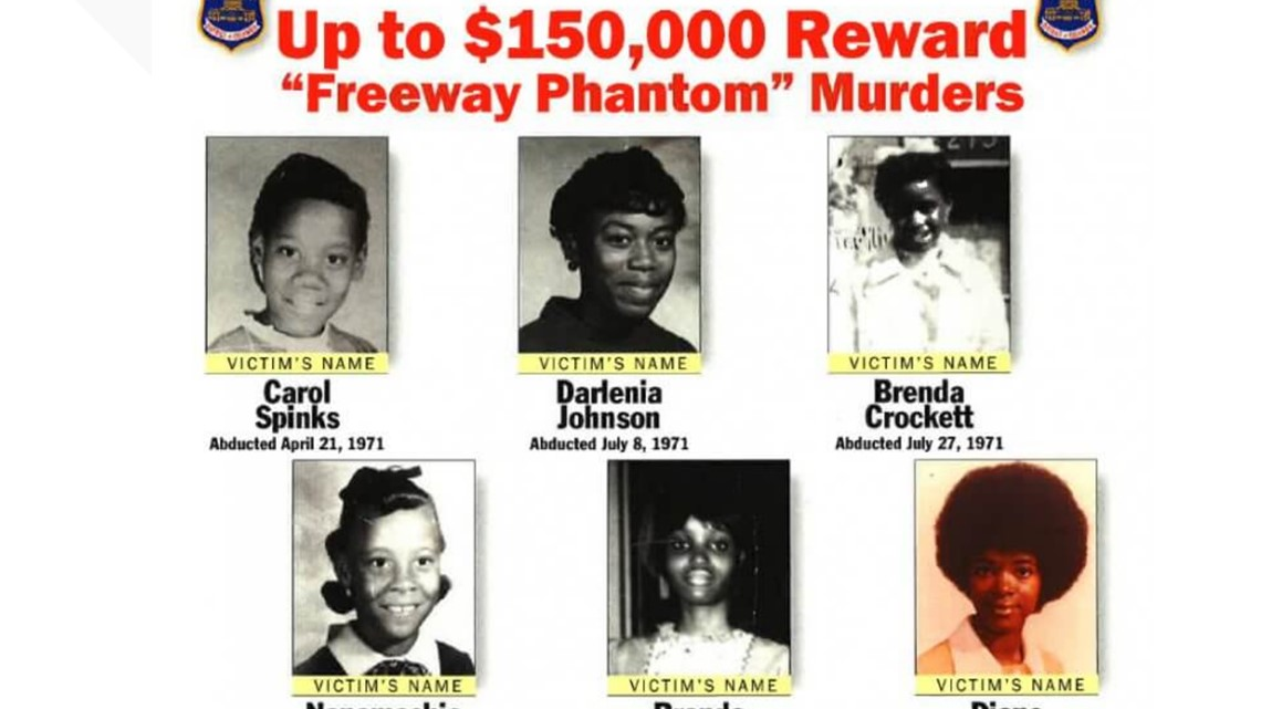 Image result for The Freeway Phantom