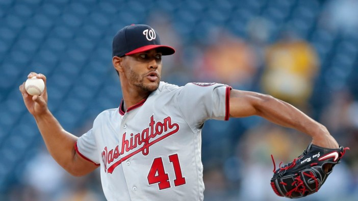 Who is Joe Ross? Nationals Game 5 starter with Max Scherzer out ...