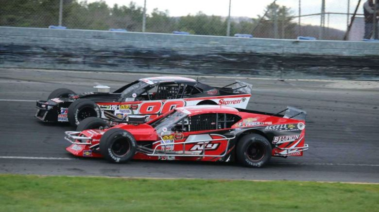 NASCAR Whelen Modified Tour Back in action this weekend at Seekonk - WWLP