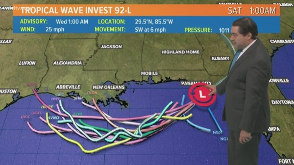 Tropical Update: Storm could bring prolonged heavy rain ...