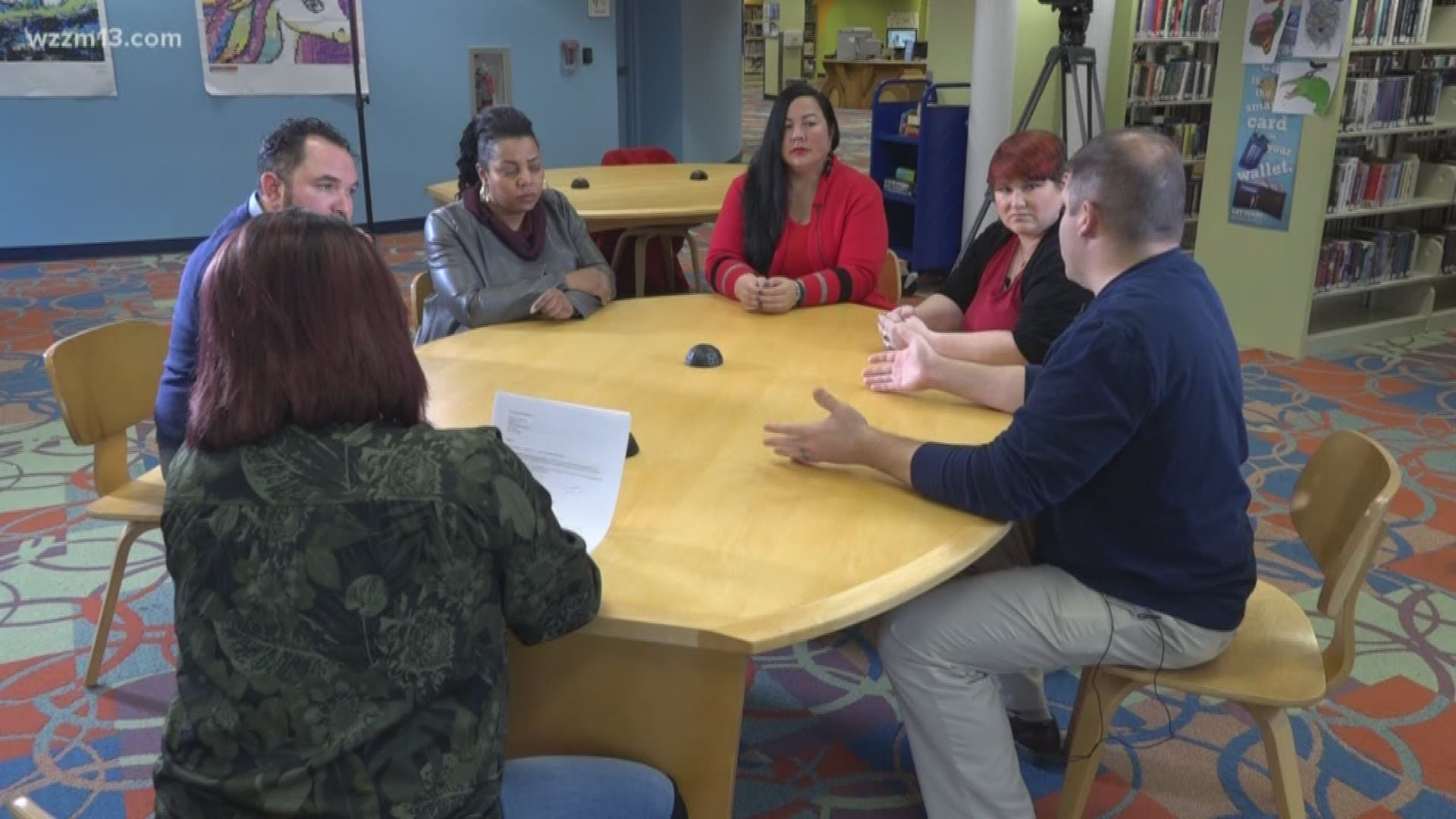 West Michigan Parents Talk About Helicopter And Free
