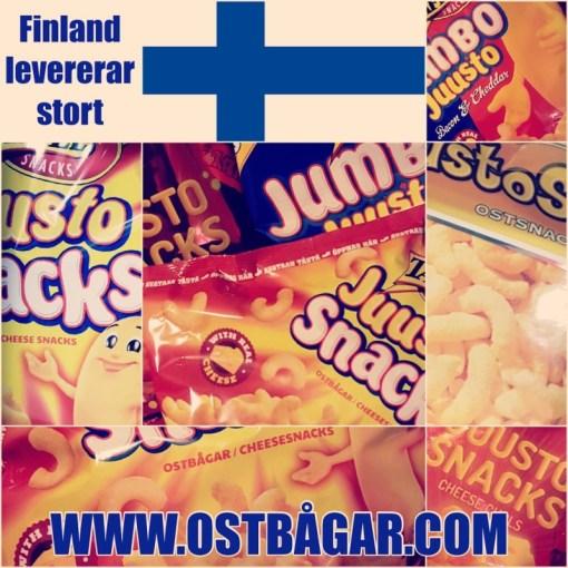 Finland levererar stort