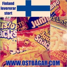 Ostbågar finland