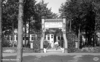 Höllvikens restaurant.