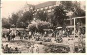 Falsterbohus simtävlingar 1938.