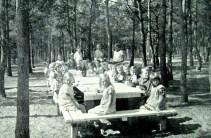 Barnkoloni i Höllviken.