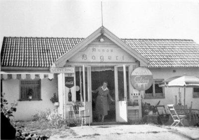 Annas bageri i Ljunghusen.