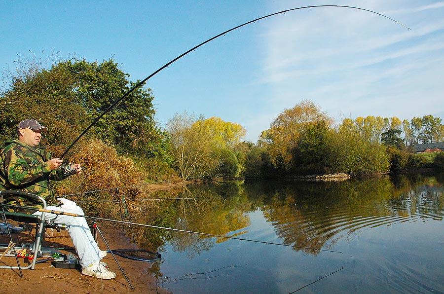 bild på fiskare