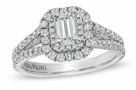 vera wang emerald cut rings » Full HD Pictures [4K Ultra] | Full ...