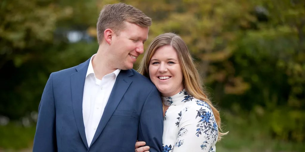 Sarah Burns and Lance Edgar's Wedding Website