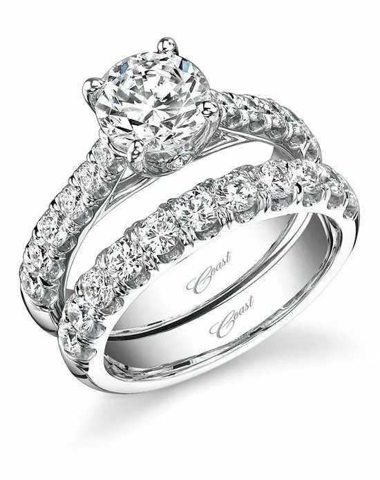 Coast Diamond Traditional Engagement RingLZ5001H Wedding