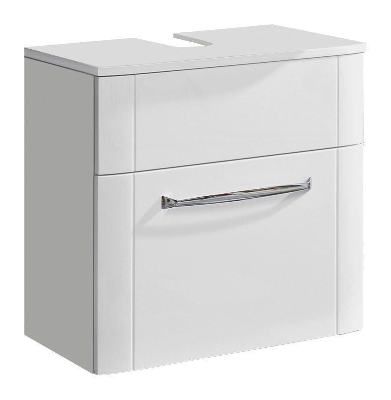 Xora Waschbeckenunterschrank Weiß