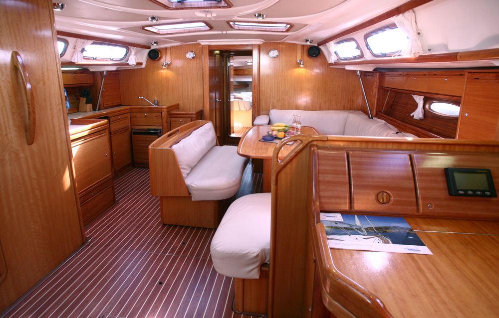 Yacht Charter Bavaria 46 Cruiser 4Cab