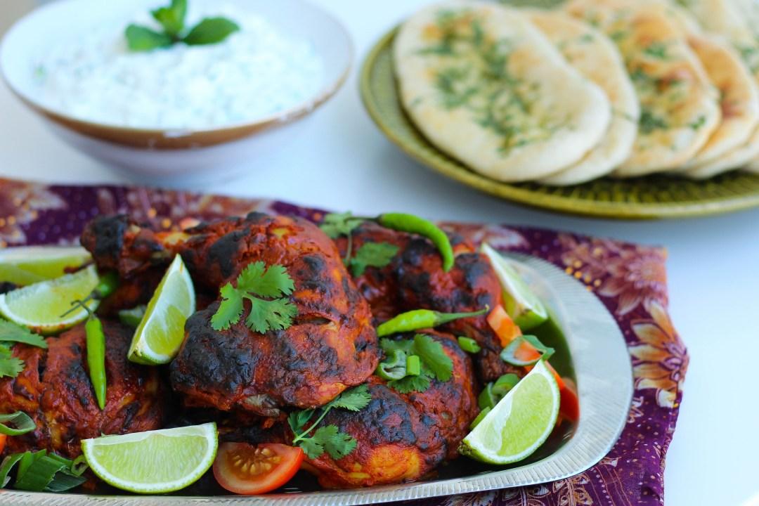 tandoori kyckling