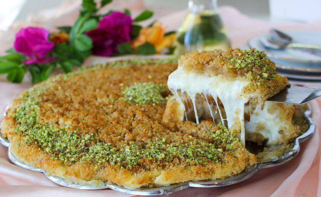 libanesisk efterrätt recept
